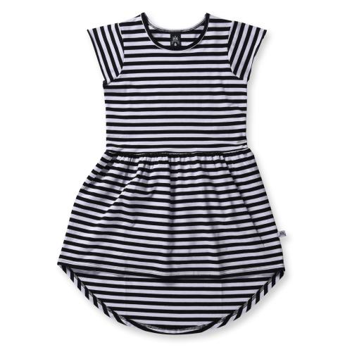 LITTLE HORN – Standard Stripe Dome Dress