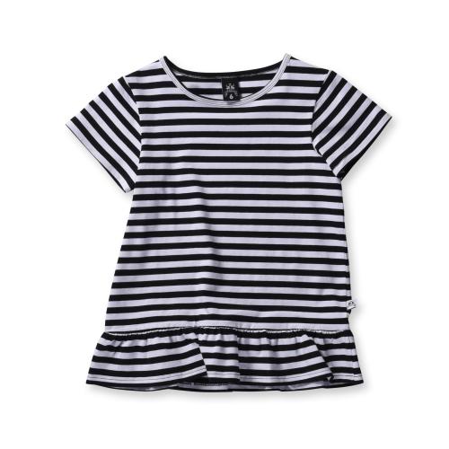 LITTLE HORN – Standard Stripe Tee