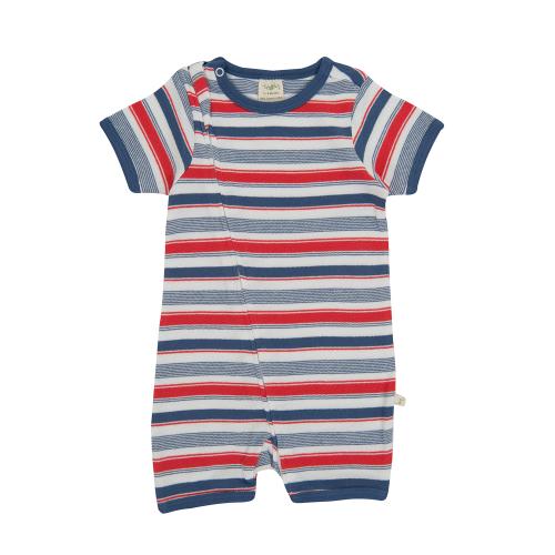 Tiny Twig – Zip Suit Infinity Stripes
