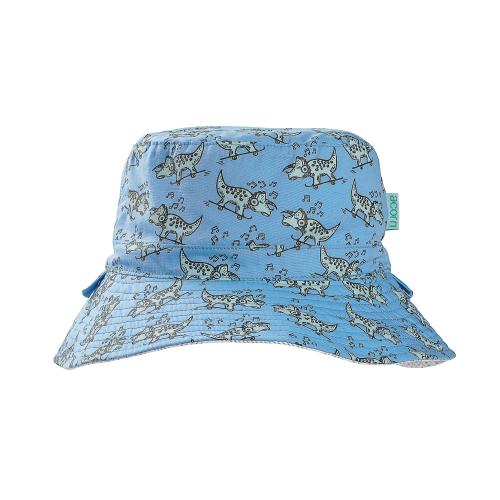 Acorn – Dinoursaur Reversible Bucket Hat