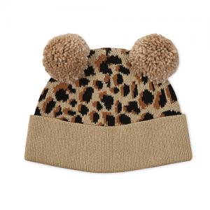 KAPOW – Leopard Beanie