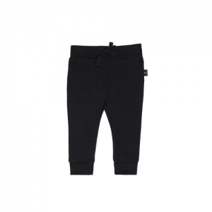 HUXBABY – Black Trackpants