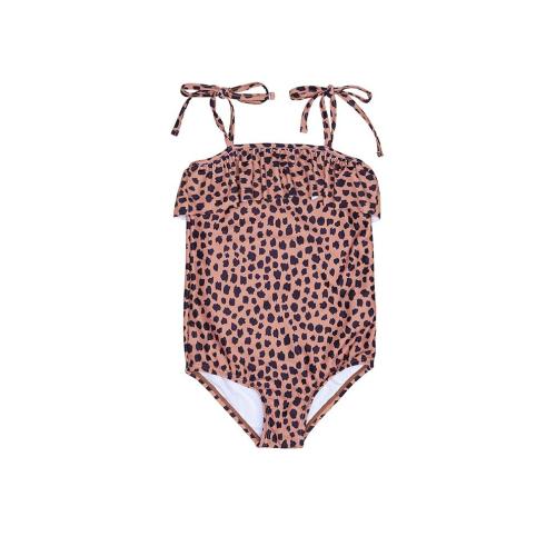 HUXBABY – Leopard Swimsuit