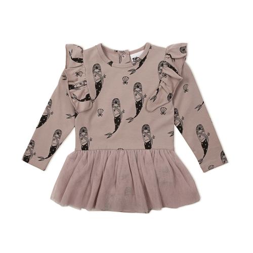 KAPOW – Mermaid TuTu Dress