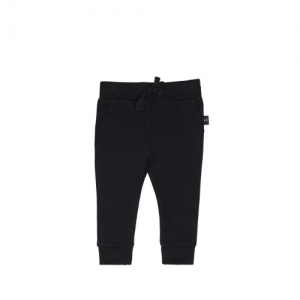 HUXBABY – Black Track Pants