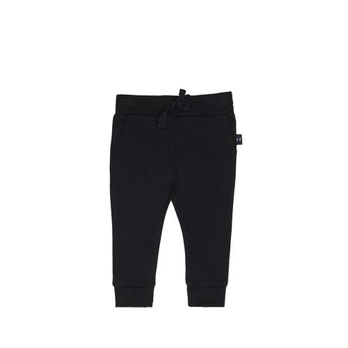 HUXBABY – Black Track Pants