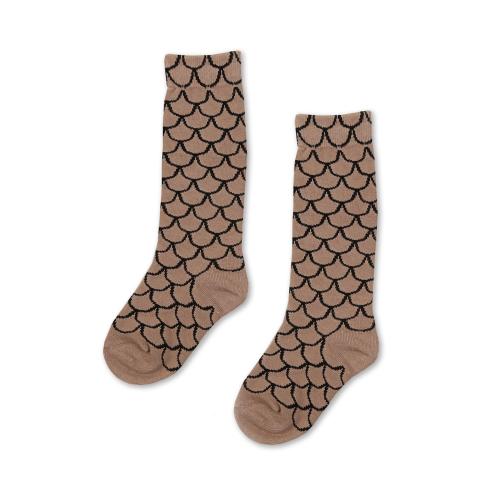KAPOW – Mermaid Scale Socks