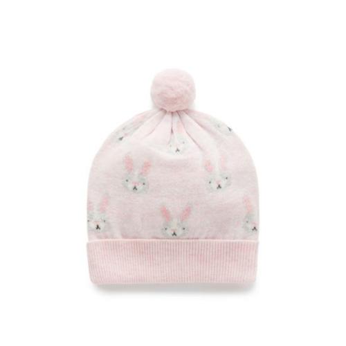 Pure Baby – Bunny Knit Beanie