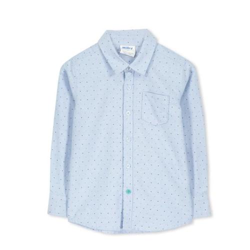 MILKY – Chambray Spot Shirt