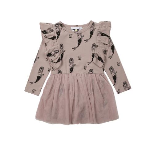 KAPOW – Mermaid TuTu Dress Kids