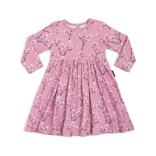 ASTER&OAK – baby's Breathe LS Flare Dress