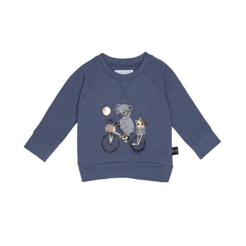 HUXBABY – Bike Sweatshirt