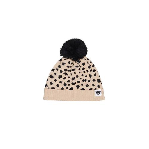 HUXBABY – Leopard Beanie
