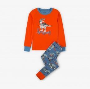 HATLEY – Sleepasaurus PJ Set