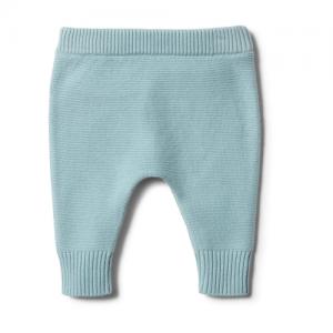 Wilson&Frenchy – Seafoam Knitted Legging