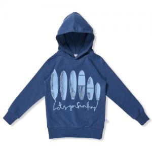 LITTLE HORN – Lets Go Surfing Hood