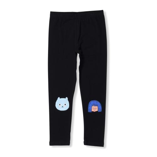 LITTLE HORN – Happy Bear Leggings