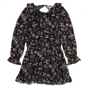 Tahlia – Boston Print Dress