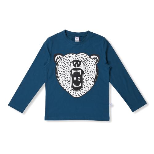 LITTLE HORN – Hi Bear Tee