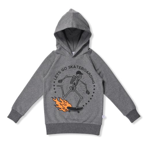 LITTLE HORN – Lets Go Skating Hood