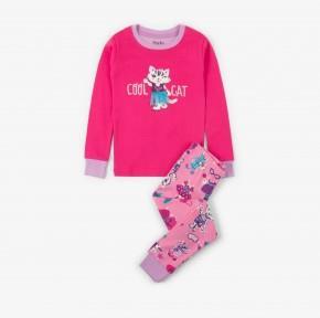 HATLEY – Cool Cat PJ Set