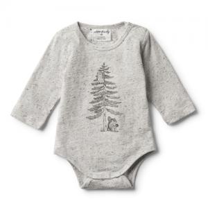 Wilson&Frenchy – Hello Forest LS Bodysuit