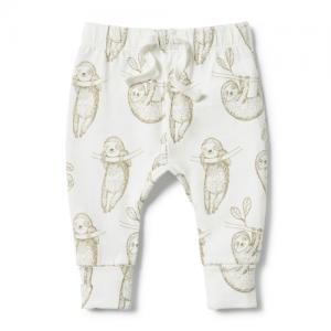 Wilson&Frenchy – Organic Baby Sloth Legging