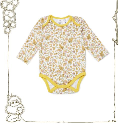 Walnut – May Gibbs Winter onesie Wattle Baby