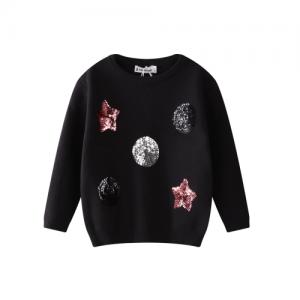 Sequin Galaxy Knit Jumper