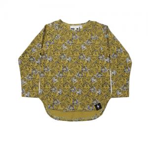 KAPOW – Tiger yardage LS Tshirt