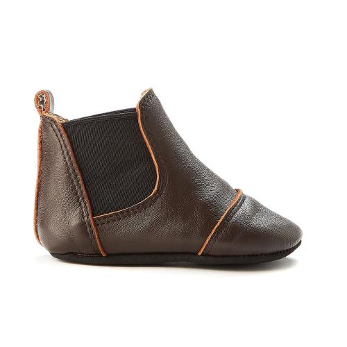 WALNUT – Wilder Leather Bootee