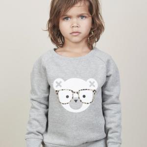 HUXBABY – Nerd Bear Sweatshirt