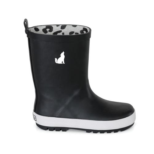 Crywolf – Rain Boots Black