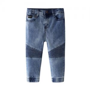 Cracked Soda – Detailed Denim Jeans