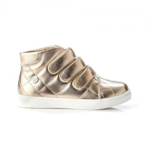 WALNUT – Jordan Quilted Sneaker