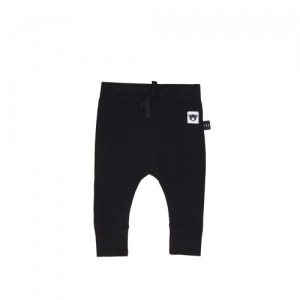 huxbaby – Huxbear Patch Drop Crotch Jersey Pant
