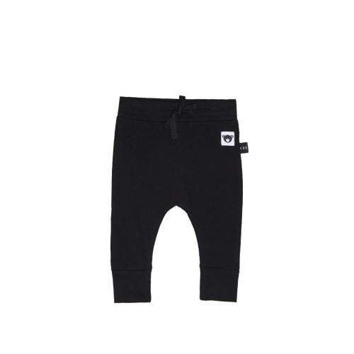 huxbaby – Huxbear Patch Drop Crotch Jersey Pant