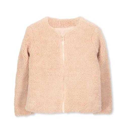 Milky – Sherpa Jacket