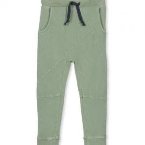Milky – Green Garment Dye Track Pant