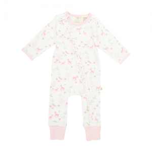 Tiny Twig – Frill Zipsuit L/S – Bambino