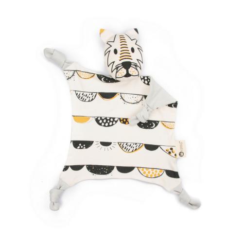 KIPPINS – Dash Kippin Organic Cotton Cuddle Blankie