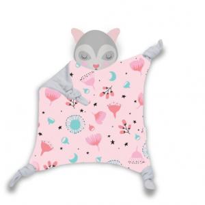 Kippins – Floss Kippin Organic Cotton Cuddle Blankie