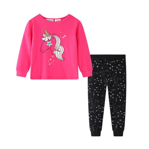 Tweet Twoo – Unicorn PJ's