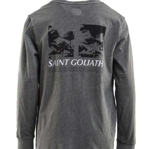 ST GOLIATH – Cyprus L/S Tee (tween Boys)