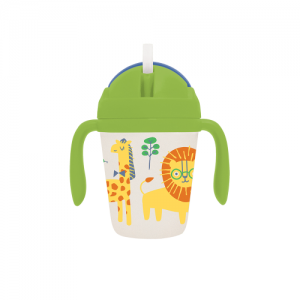 Penny Scallan – Bamboo Sippy Cup – Wild Thing