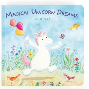 JellyCat – Unicorn Dreams Book