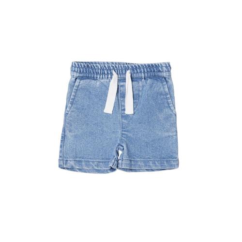 HUXBABY – Denim Relaxed Shorts (Junior Boys)