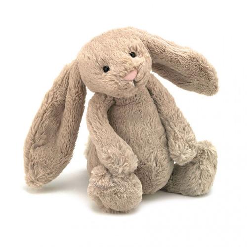 JellyCat – Bashful Beige Bunny Small