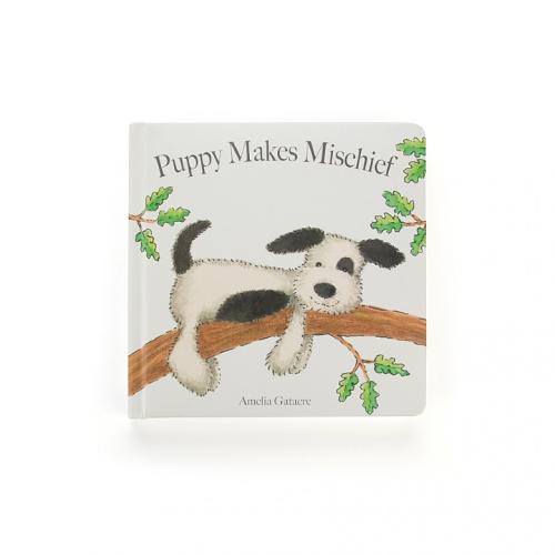 JellyCat – Puppy Makes Mischief