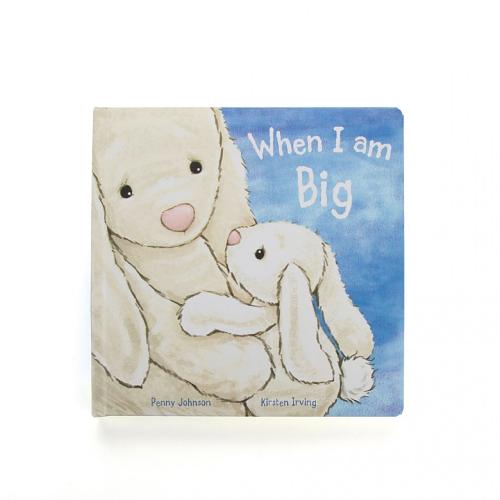 JellyCat – When I am Big Book